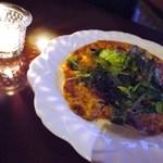 18062022 - アンチョビのピザ★