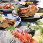 にぎり寿司・一品 まぐろ一徹 - 料理写真: