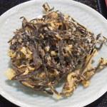 18063208 - 昆布の天ぷら