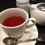 文明堂カフェ - ショコラオランジェ