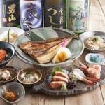 りしり - 様々な海鮮料理と日本酒。