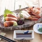 りしり - 本日のオススメ。北海道産地食材。