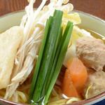 力士料理 富風 - 絶品ちゃんチャン麺