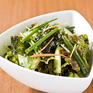 お野菜も有機栽培などのお野菜を扱っております。