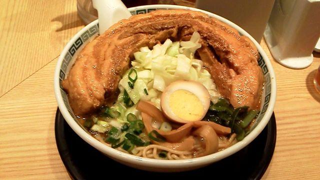 桂花ラーメン 池袋サンシャイン60通り店 - 太肉一本盛り 1,400円