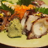 DOZi - 料理写真:刺身盛り合わせ