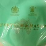フォートナムアンドメイソン コンセプトショップ ティーショップ - 2013.03 おしゃれな袋に入っていました♪