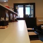 麺屋 侍 - 店内の様子