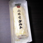 六時屋 - (シースルーな)六時屋タルト 735→367円 12/6