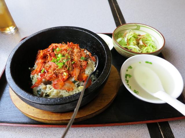 オリエンタルキッチン マリカ - ジィンポー シャッ ジヤッム(850円)