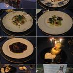 ル・トア・ド・パリ - ルトアドパリ5200円コース料理 2012.3月撮影