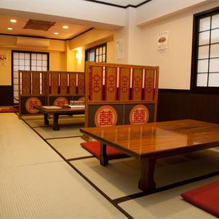 【五反田駅徒歩5分】老舗中華料理店 貸切は16名様よりOKです