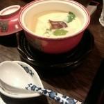 東新町 鳥銀 - 茶碗蒸し♪具だくさんで薄味。