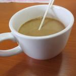 福来順 - ランチタイムセルフサービスのコーヒー