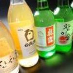 韓国家庭料理 済州 - ◇韓国酒各種◇