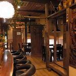 韓国家庭料理 済州 - テーブル席・お座敷個室あり。木目調の店内で日常を忘れてお料理を堪能!
