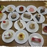 洋菓子カテリーナ - ケーキたち♫