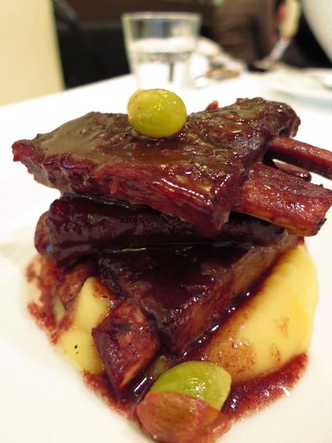 ペルケノー - ランチC イベリコ豚の赤ワイン煮