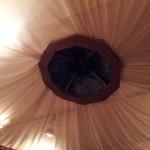 シリンゴル - 天井です