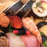 幸寿司 - 特上にぎり