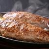 グリルハンター - 料理写真:鹿児島牛のサーロイン、ヒレ肉使用。他にはないきめ細かい柔らかい食感のハンバーグです。ひとつひとつお店で手作り!独自の香辛料でお肉の旨みを引き出しています。