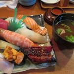 富梅 - 2013.03.29 にぎり