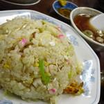 三ちゃん食堂 - チャーハン500円