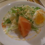 ソウルキッチン - 【2013年02月】彩の良いサラダ。