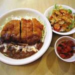 洋食 スコット - チキンカツカレー(大盛り)