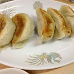 上海 - 焼き餃子