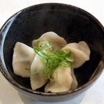 麺屋 成 - 水餃子