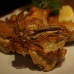 ザ バラティ オーシャンクラブ - 丸鶏のディアボラ風