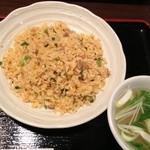 日本橋焼餃子 - 炎のチャーハン