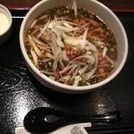 日本橋焼餃子 - 酸辣湯麺