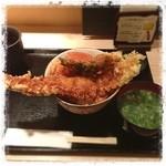 坊野 - 穴子丼(^ー^)ノ