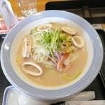 リンガーハット - 料理写真:海鮮得ちゃんぽん