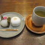 茶の子 - 和菓子とお茶