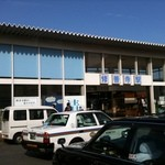 Shokudokoroooki - 修善寺駅〜駅舎はもう間もなく、全面リニューアルされるらしい…