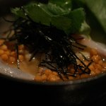 創作料理 銀の趣 - 鯛茶漬け