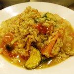 広東海鮮料理 正 - 煮込みチャーハン