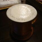 わろく屋 - 生ビール