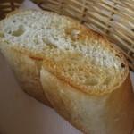 18100953 - ランチセットのパン