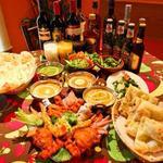 サンローズ インドレストラン&バー - パーティーにぜひご利用ください!!