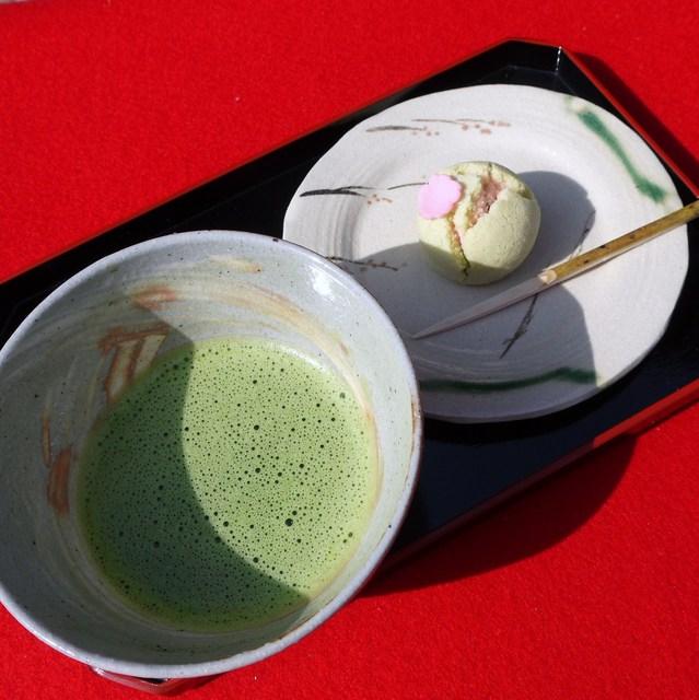 清羽亭 - 恵那川上屋の和菓子でした