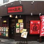 中華麺飯 太楼 - 東急東横線日吉駅から徒歩数分のところにあります