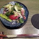 酒膳家ゆず - サラダ(コース)
