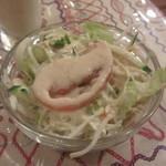 インド料理スーリヤ - サラダ
