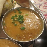インド料理スーリヤ - バターチキンカレー