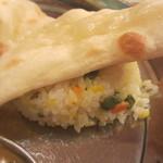 インド料理スーリヤ - ライス