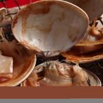 新鮮鮮魚と産直野菜の店 かぐやひめ - 超赤字商品焼きはまぐり5個